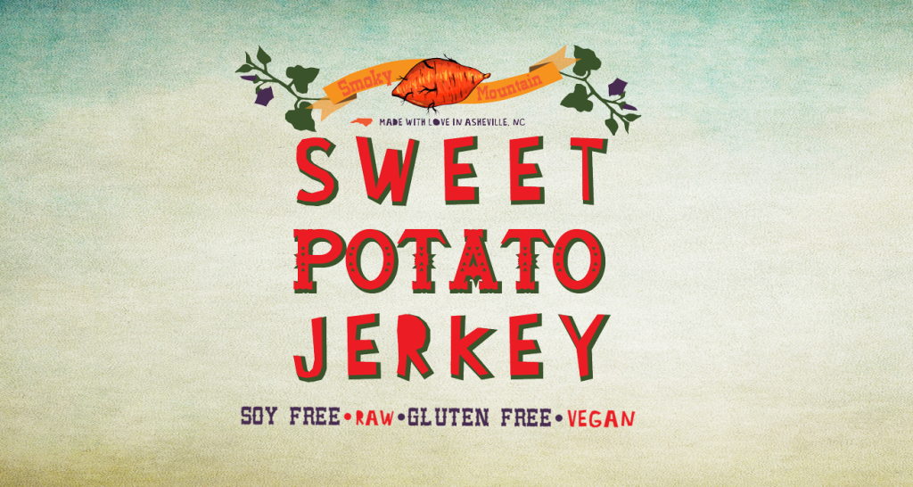 Sweet Potato Jerkey